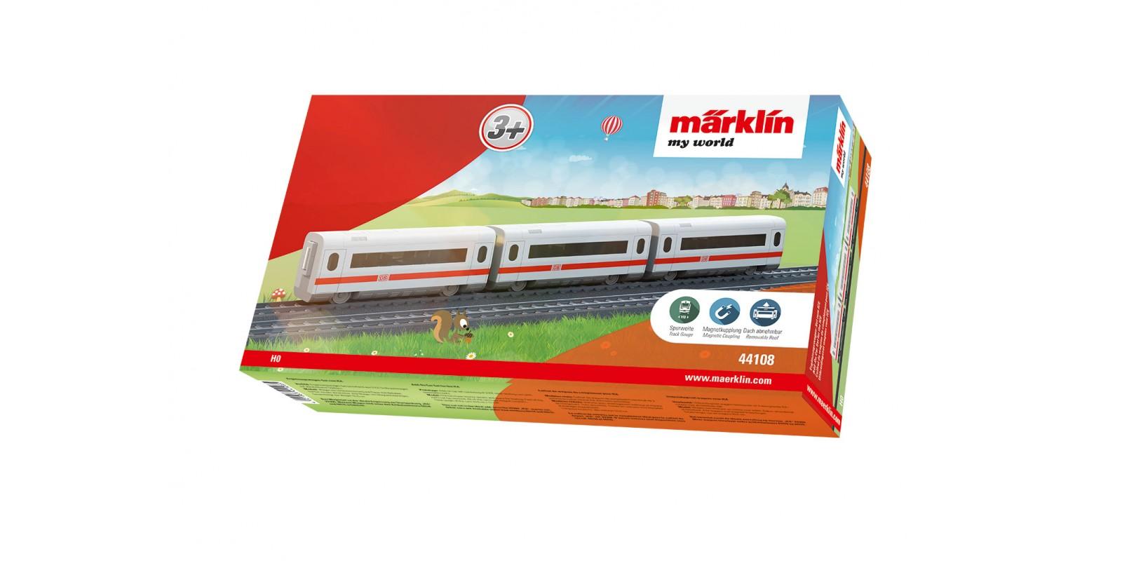 44108 Märklin my world - Add-On Car Set for the ICE