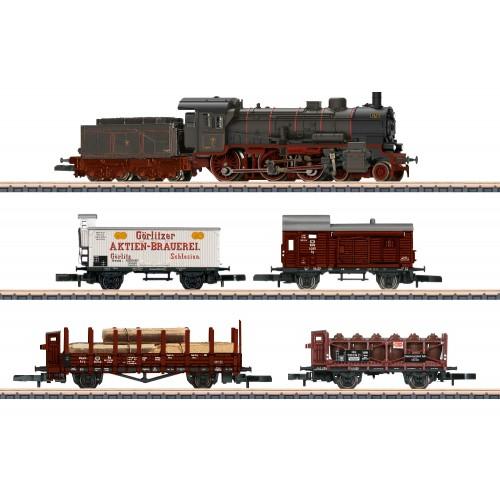 81302 K.P.E.V. Provincial Railroad Freight Train Set