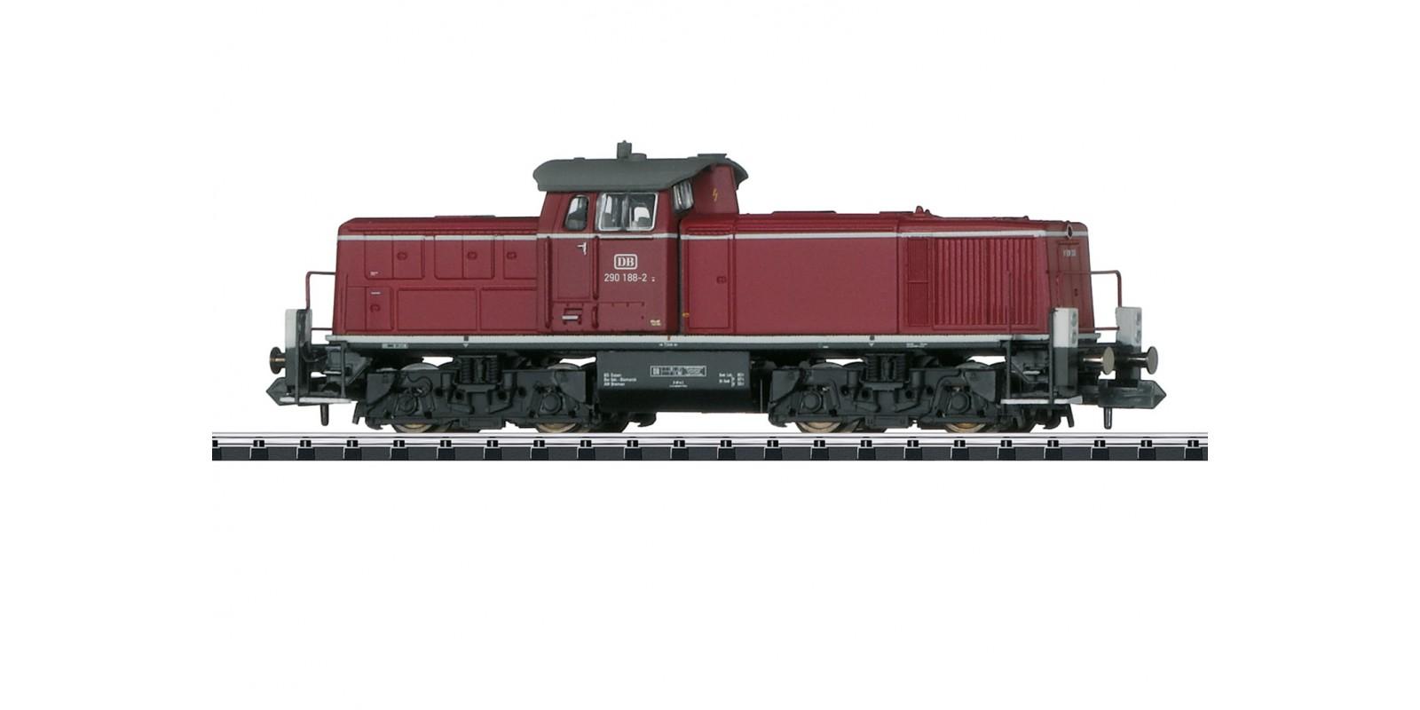 T16297 Class 290 Diesel Locomotive