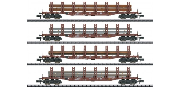 "T15484 ""Steel Transport"" Freight Car Set"