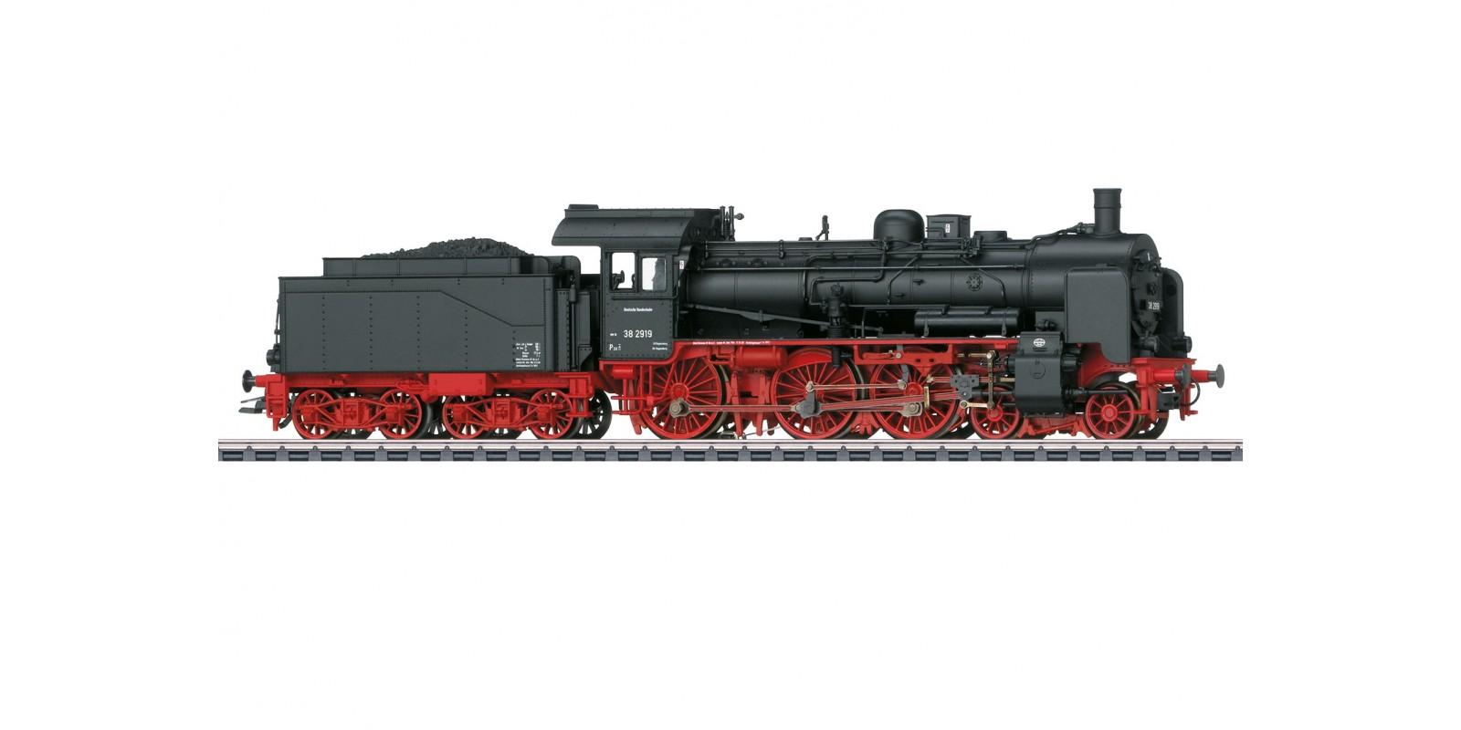 39380 Class 38 Steam Locomotive