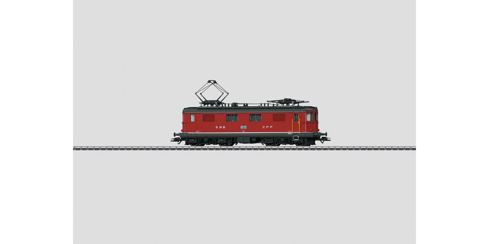 37045 Re 4/4 I, SBB Electric Locomotive