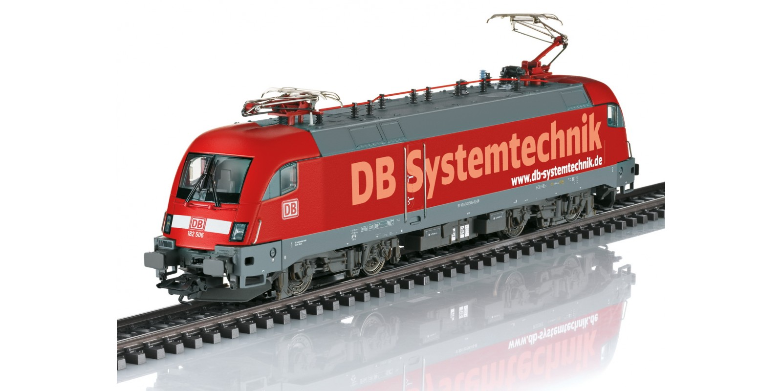 39848 Class 182 Electric Locomotive