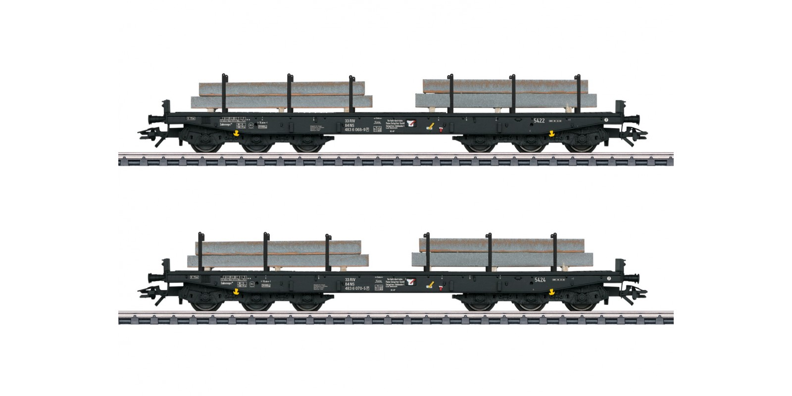 48658 Freight Car Set