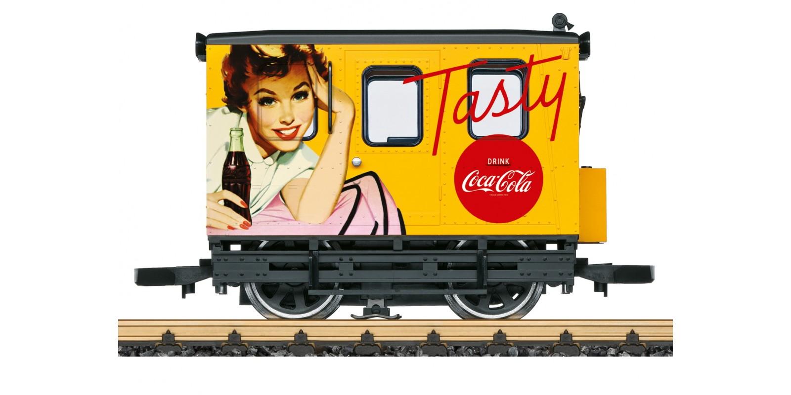 L20064 Coca-Cola® Crew Car