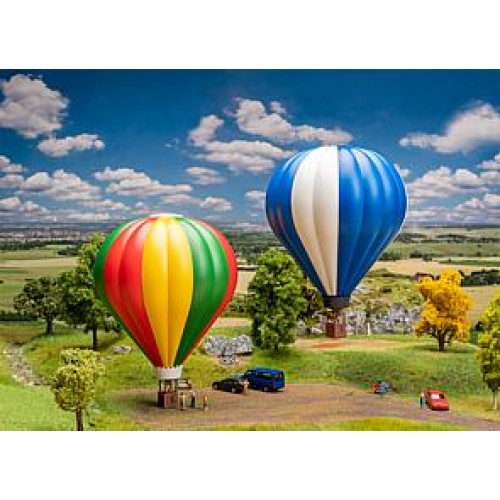 FA190161 Promotional Set Balloon flight