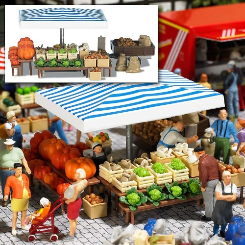 BU1070 Market Stand »Vegetable«