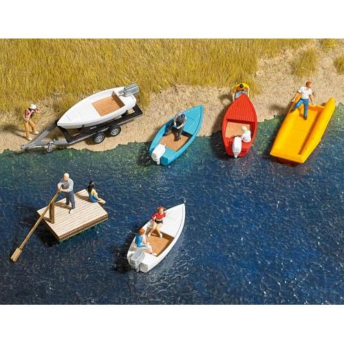 BU1157 Boat & Raft Set