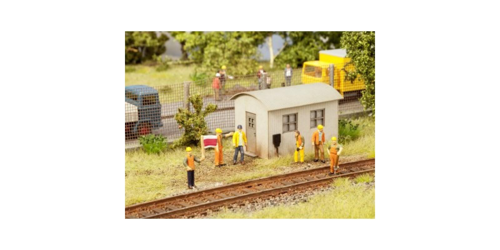 NO12011 Track Construction
