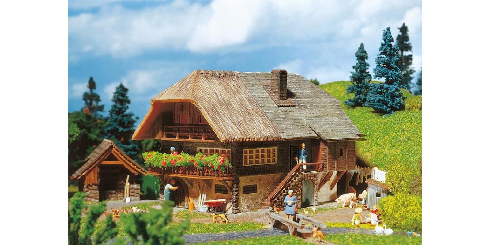 FA131379 Black Forest farmhouse