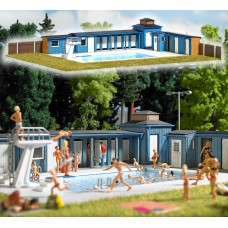 BU1433 Open-Air Swimming Pool