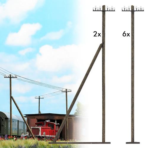 BU1499 Telegraph Poles