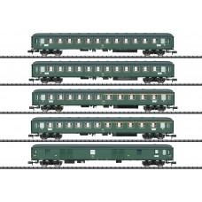 """T15219 """"D 360"""" Express Train Passenger Car Set"""