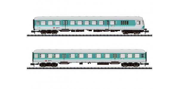 T15467 Passenger Car Set