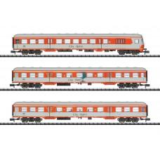 """T15474 """"City Bahn"""" Car Set"""