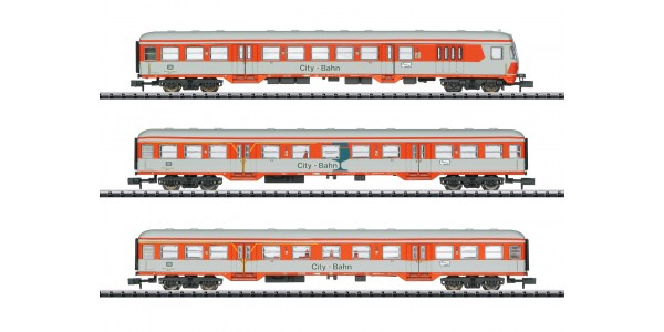 "T15474 ""City Bahn"" Car Set"