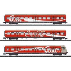 """T15708 """"S-Bahn"""" Passenger Car Set"""