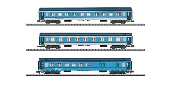 T15935 Type UIC Y Express Train Passenger Car Set