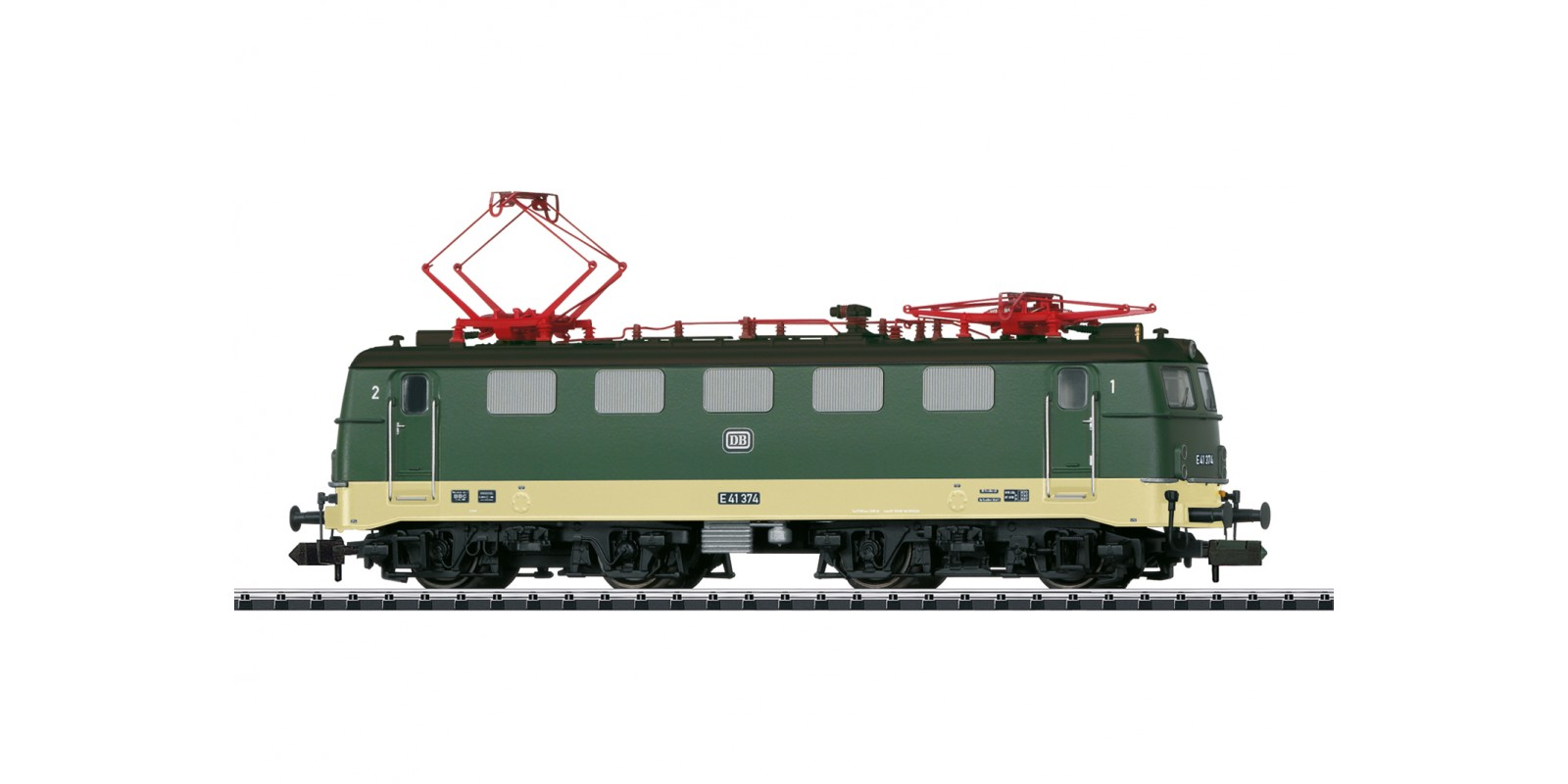 T16141 Electric Locomotive, Road Number E 41 374