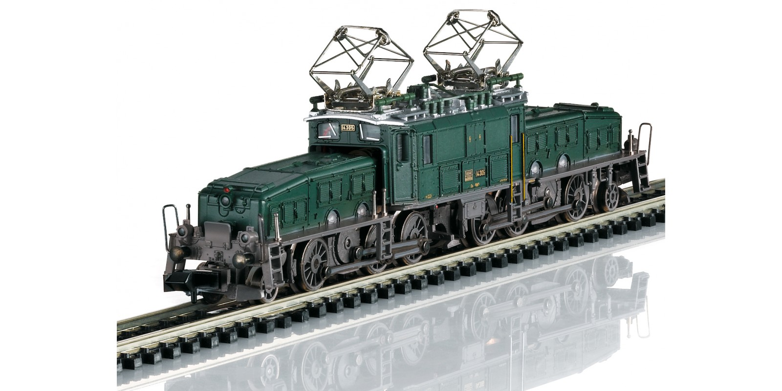 "T16681 ""Crocodile"" Class Ce 6/8 III Electric Locomotive"
