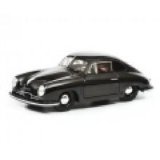 SC450025200 Porsche 356 Gmund Coupe, black, 1:18