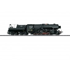 T22220 Heavy Steam Freight Locomotive with a Tub-Style Tender, Road Number 5519