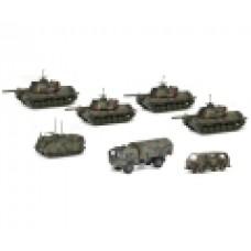 """SC452643300 Tank companie """"Bundeswehr"""", camouflaged"""