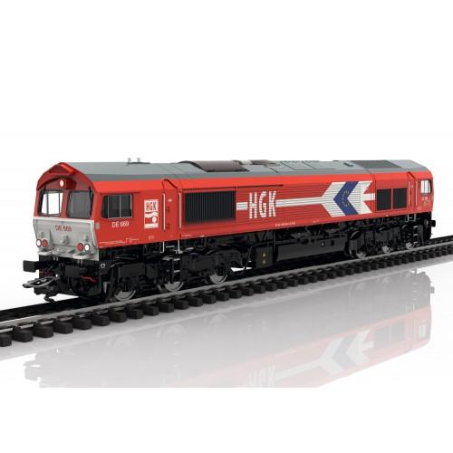T22691 Class 66 Diesel Locomotive