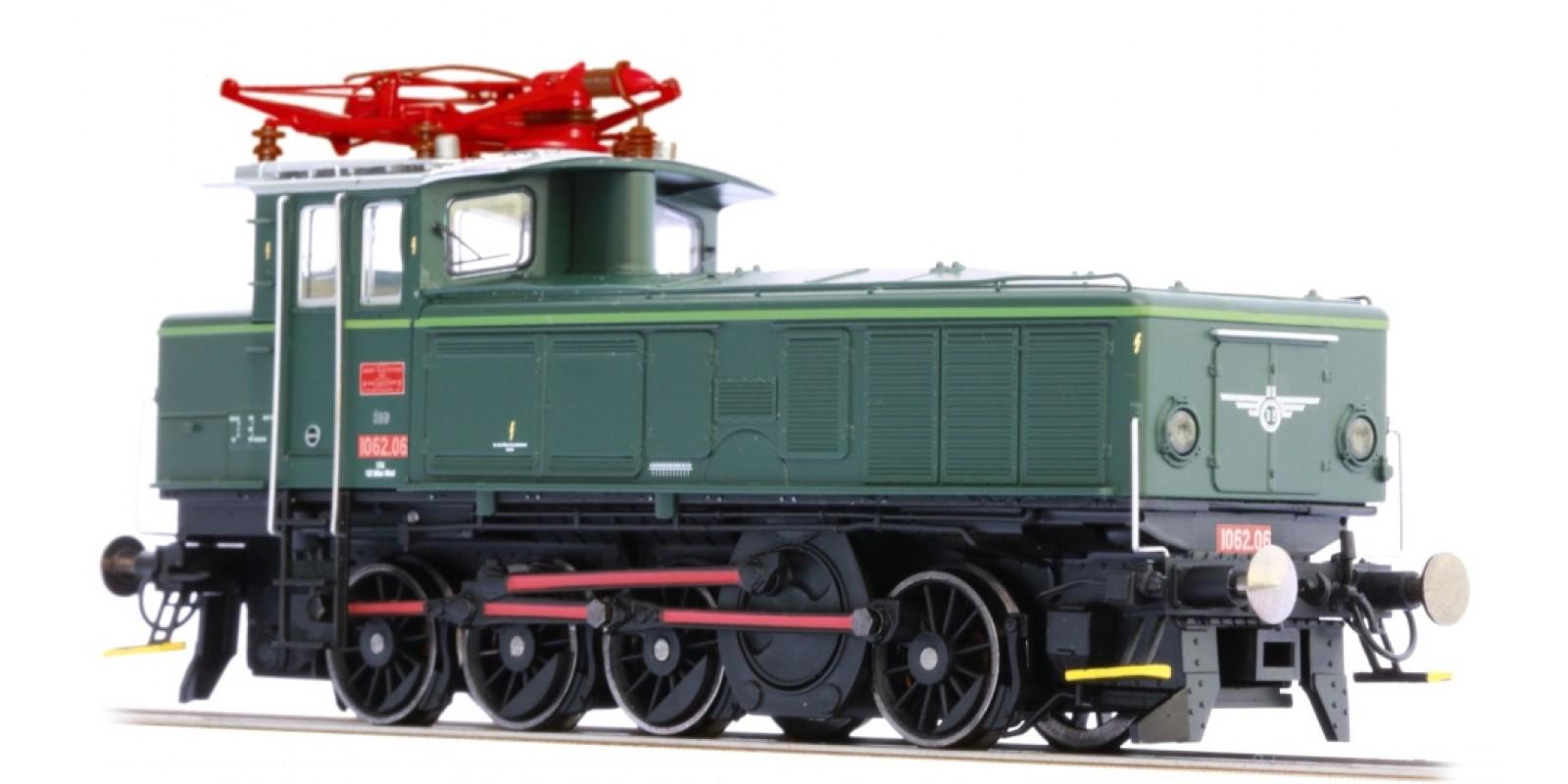 JA16742 H0 AC E-Lok 1062.06 grün Sound