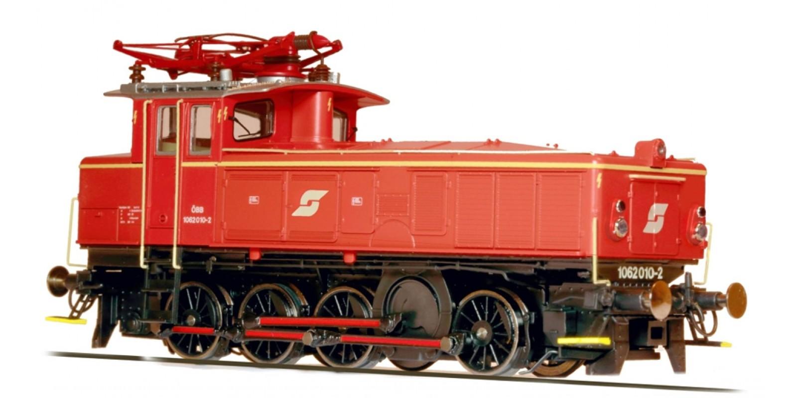 JA16752 H0 AC E-Lok 1062.003 Pfla orange Sound