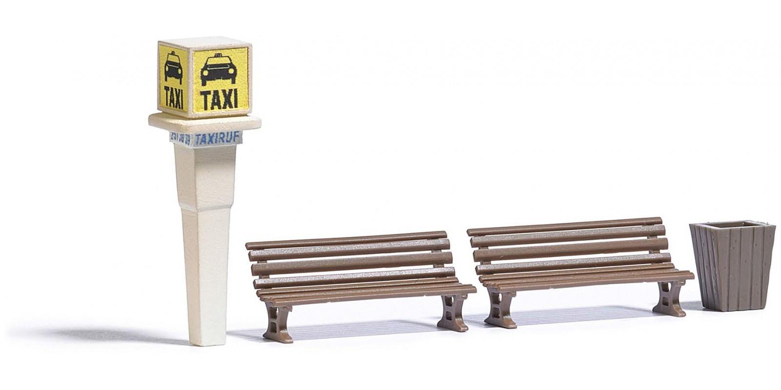 BU7763 Taxi column FRG