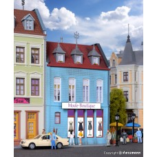KI38394  Town house with fashion boutique in Düsseldorf