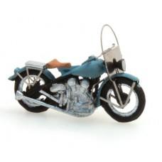 AR387.04-BL - US Motorcycle Liberator, blauw