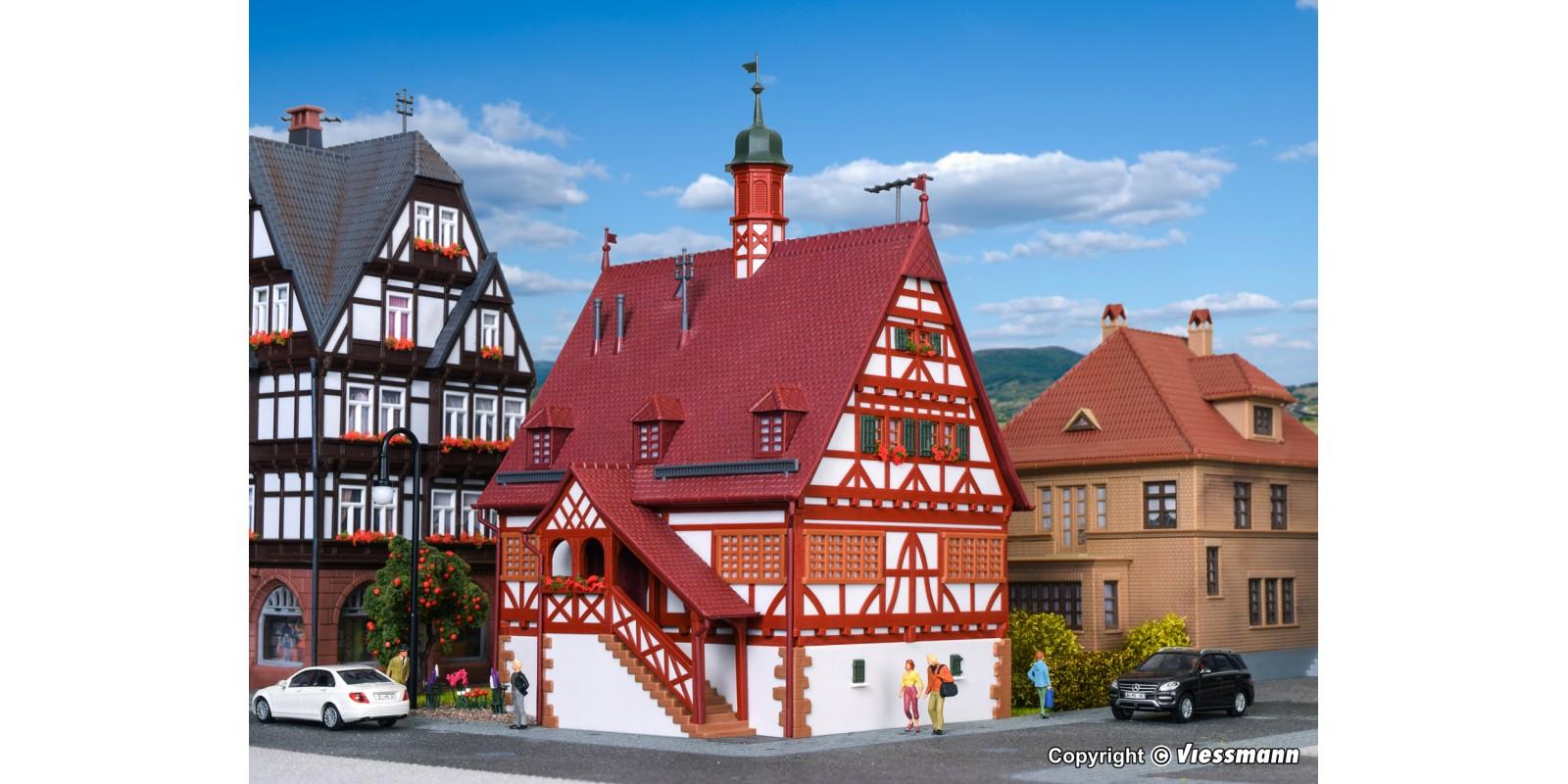 KI38906 Town hall Maichingen