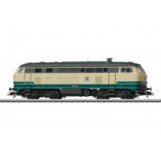 39186 Class 218 Diesel Locomotive