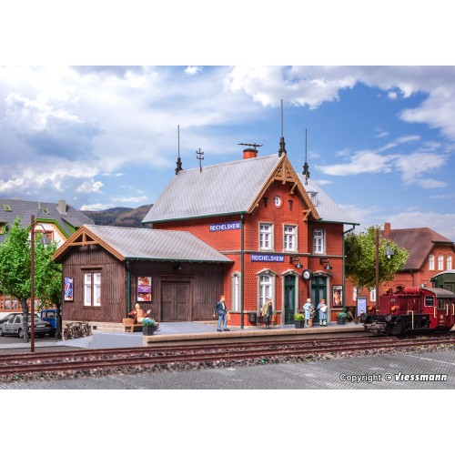 KI39492 Station Reichelsheim