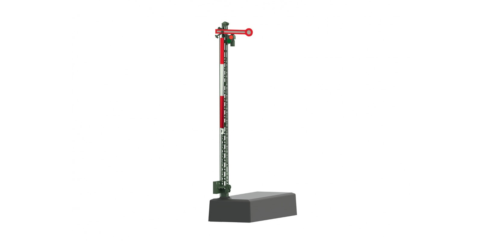 70392 Home Signal with a Lattice Mast