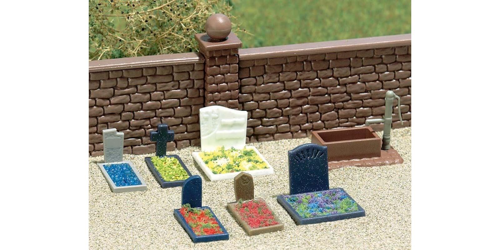 BU7662 Miniature Scenery »Rest in Peace«
