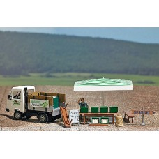 BU7726 Mini world »Asparagus Sales Stand«