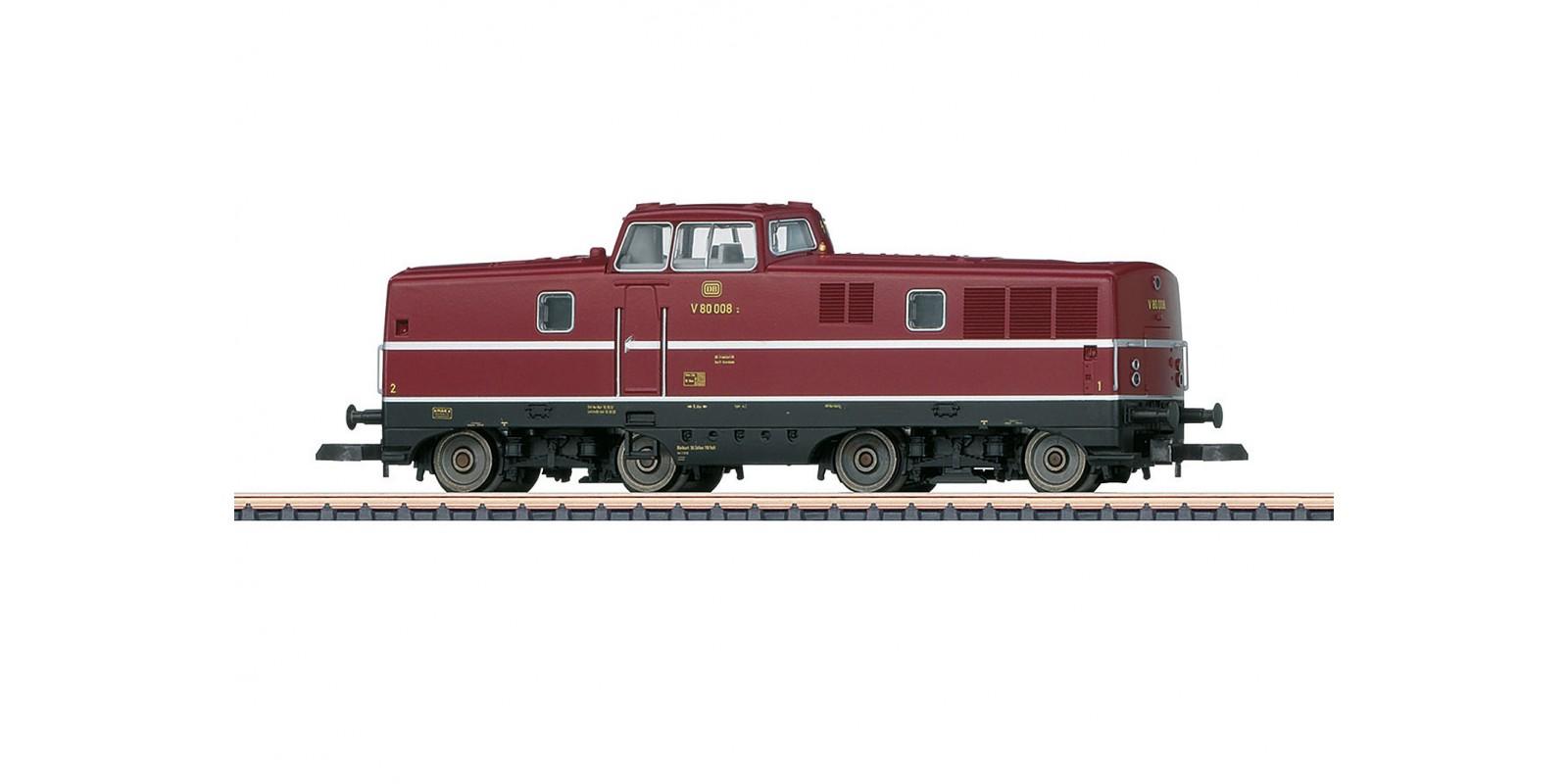 88803 Era III DB Class V 80 Diesel Hydraulic General-Purpose Locomotive