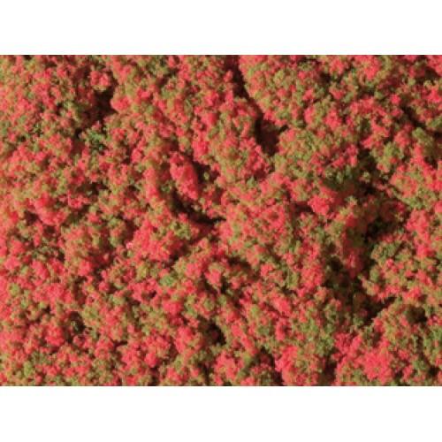 AU76932 Flower mat red