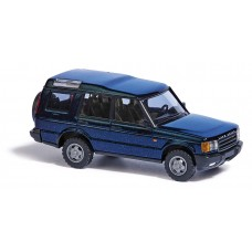 BU51930 Land Rover Discovery »Metallica«, Blau