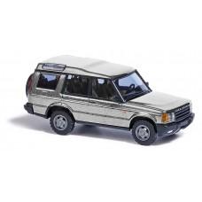 BU51932 Land Rover Discovery »Metallica«, Silber