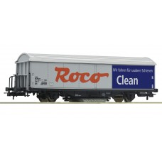 RO46400 Clean track cleaning wagon