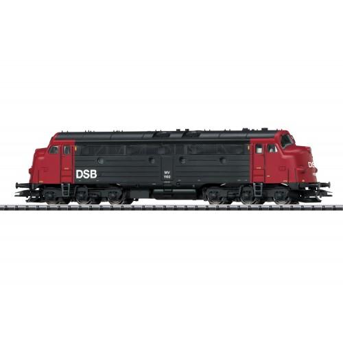 T22677 Class MV Diesel Locomotive
