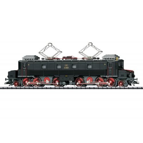 """T22869 Class Ce 6/8 I """"Köfferli"""" Electric Locomotive"""