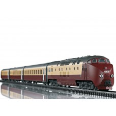 "T22976 Class RAm TEE ""EDELWEISS"" Diesel Powered Railcar Train"