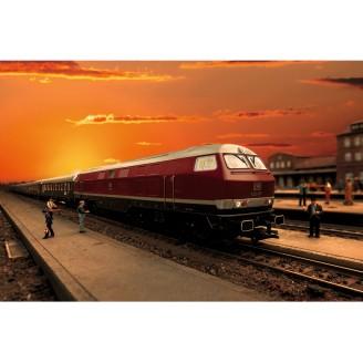 39320 Class V 320 Heavy Diesel Loco (H0)