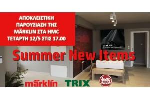 Παρουσίαση Summer New Items 2021