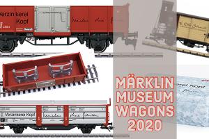 Βαγόνια Μουσείου 2020